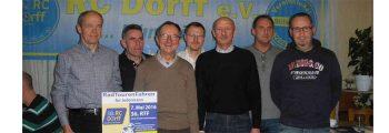 RC Dorff Vorstand ab 2016