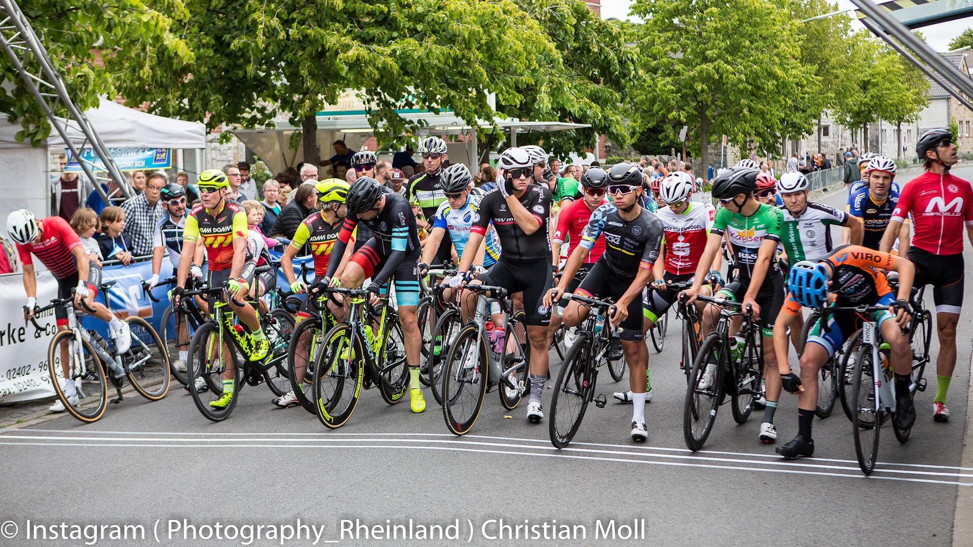 BSR Radsporttag 2019 Start