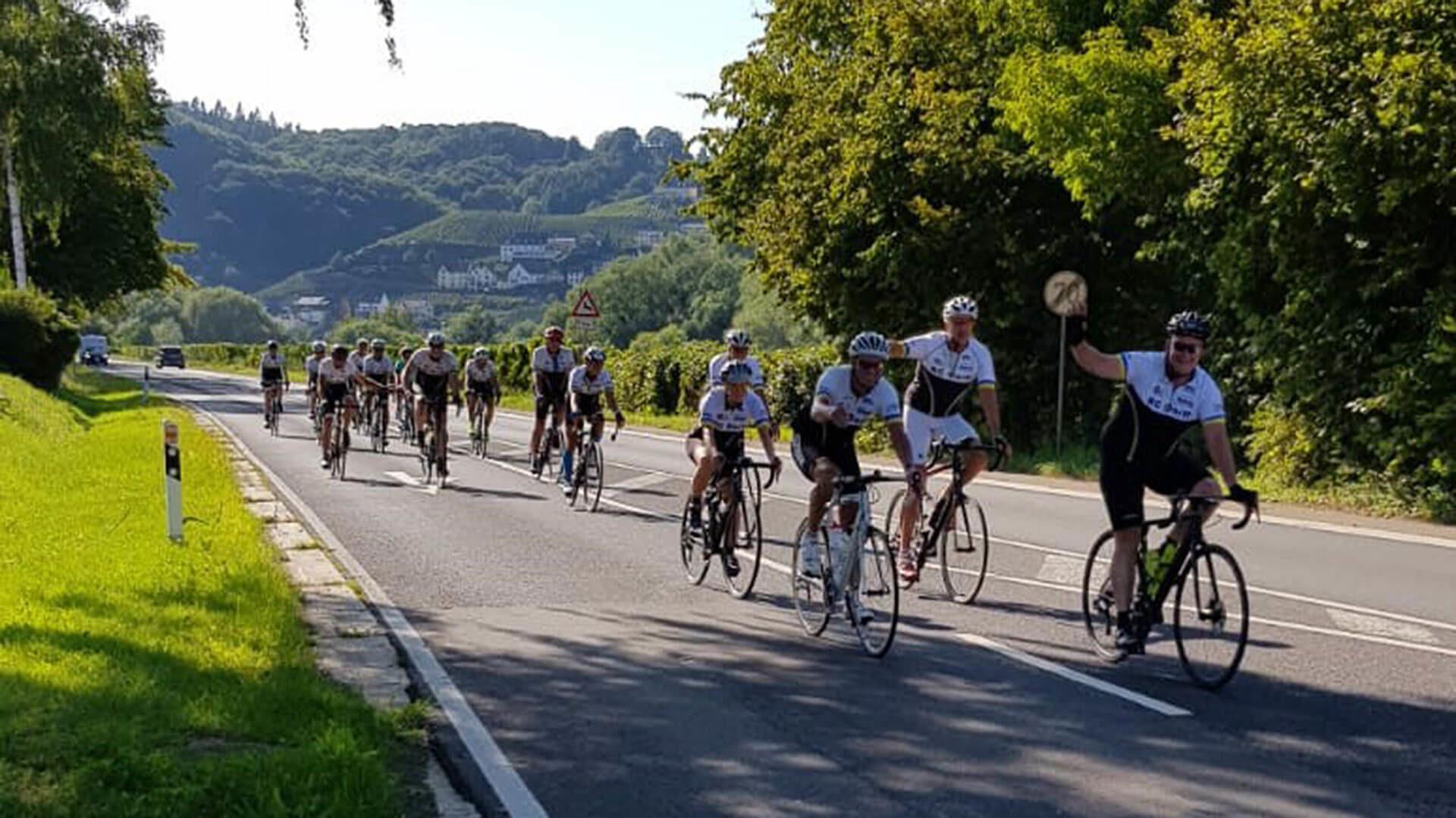 RC Dorff, Radtour, Ausfahrt, Erden, Radsport