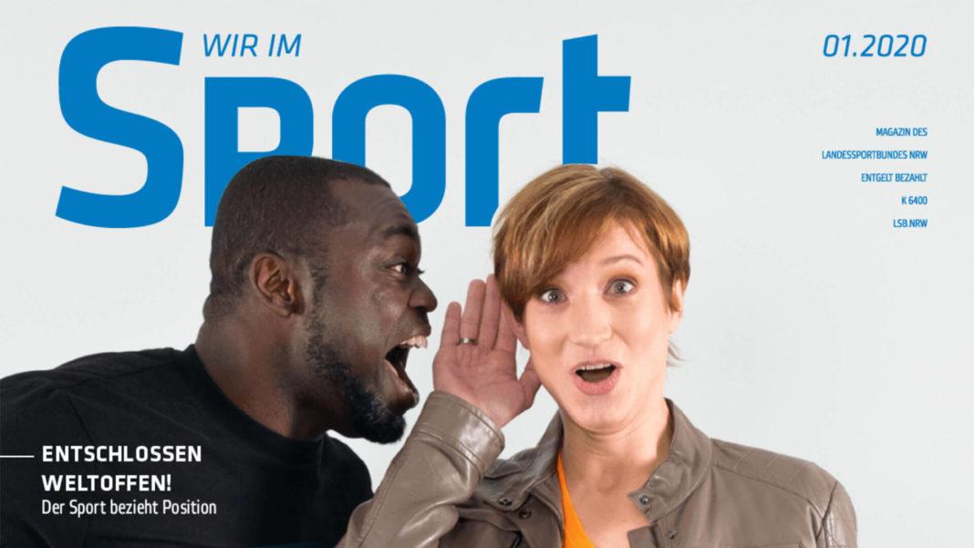 Wir sind Sport 01/ 2020