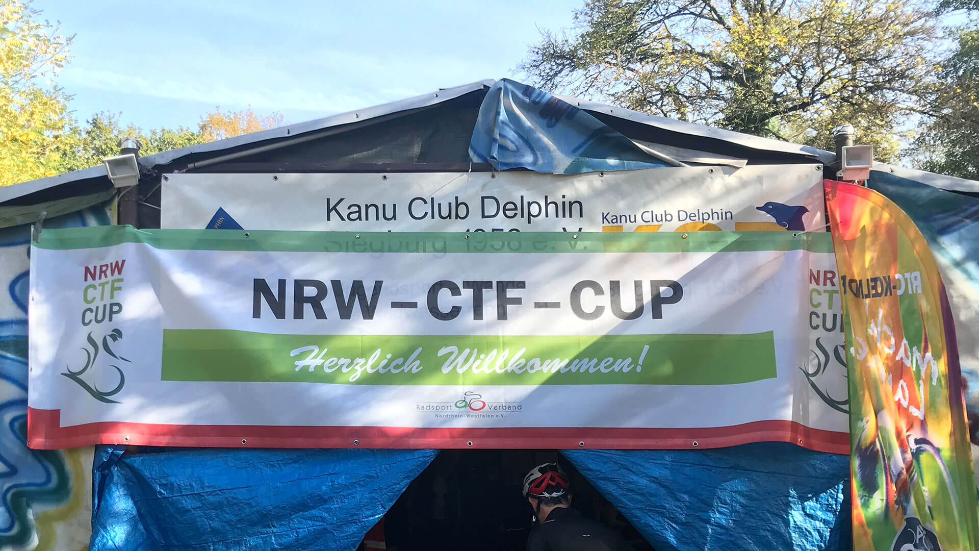 NRW CTF Cup Welcome