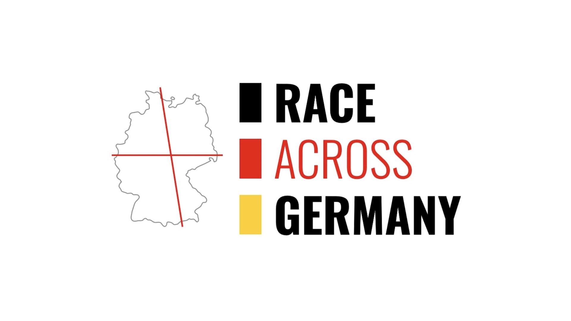 Race Across Germany Logo