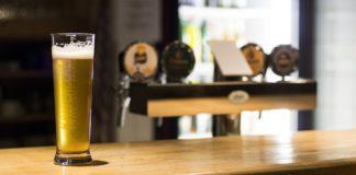 Stammtisch, Theke, Bier