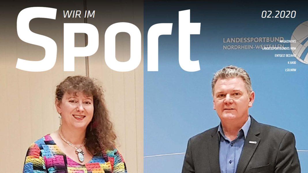 Magazin Wir im Sport 02.2020
