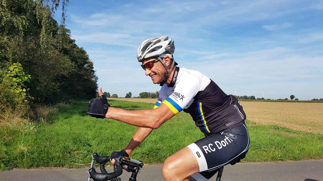 RC Dorff Rennradfahrer