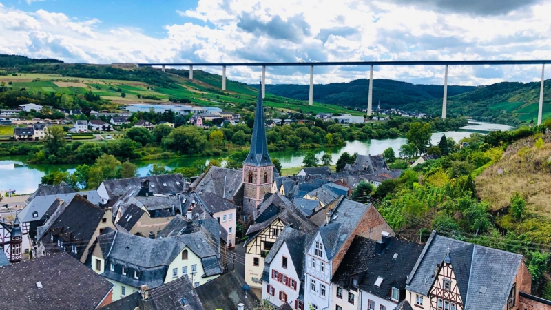 Moselhochbrücke