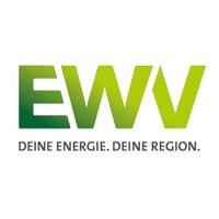 Logo EWV Energie- und Wasser-Versorgungs GmbH